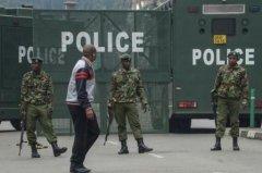 震惊肯尼亚法院取消投票结果,要求重..